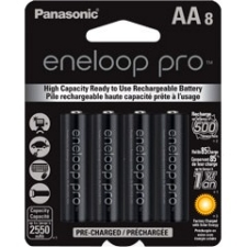 Panasonic BK-3HCCA8BA eneloop Pro General Purpose Battery