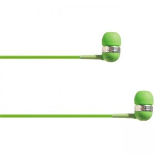 4XEM 4XIBUDGN Ear Bud Headphone Green