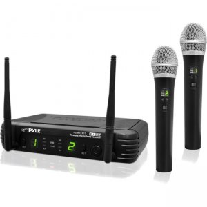 PylePro PDWM3375 Professional Premier Series Wireless Microphone System