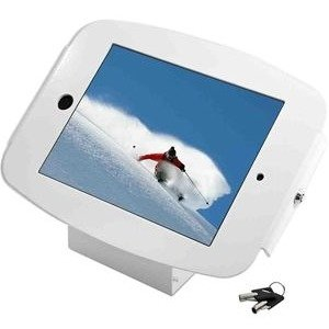 Compulocks 224SENW iPad Space Enclosure White