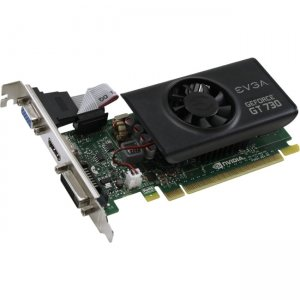 EVGA 02G-P3-3733-KR GeForce GT 730 Graphic Card