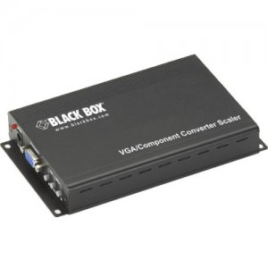 Black Box AC345A-R2 VGA/HDTV Scaler Plus