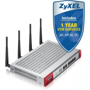ZyXEL USG60W Unified Security Gateway