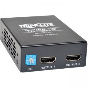 Tripp Lite B126-2A0 HDMI Over Cat5 Active Extender 2-Port Remote Unit