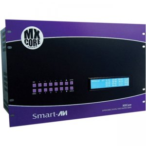SmartAVI MXC-HD16X12S MXCORE Expandable HDMI 16X12 Matrix Switcher