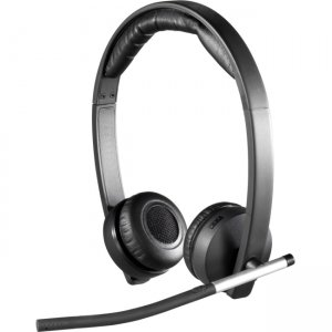 Logitech 981-000516 Wireless Headset H820e