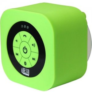 Adesso XTREAMS1G Xtream S1 Bluetooth 3.0 Waterproof Speaker (Green) Xtream S1G