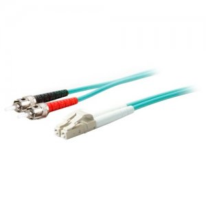 AddOn ADD-ST-LC-25M5OM4 Fiber Optic Duplex Patch Network Cable