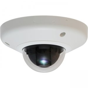 LevelOne FCS-3065 Fixed Dome Network Camera, 5-Megapixel, PoE 802.3af, WDR