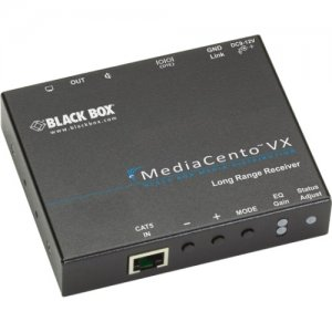 Black Box AVX-VGA-TP-LRX MediaCento VX Long-Range Receiver