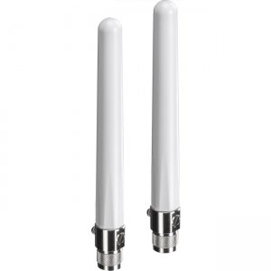 TRENDnet TEW-AO46S 4/6 dBi Surge Outdoor Dual Band Omni Antenna Kit