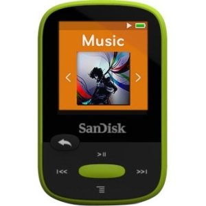 SanDisk SDMX24-008G-A46L Clip Sport MP3 Player SDMX24-008G