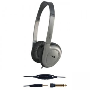 Cyber Acoustics HE200RB Cyber Stereo Headphone HE-200