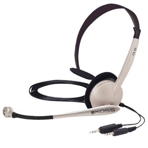 Koss CS-95 Noise Cancelling Headset CS95