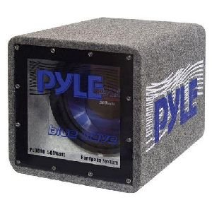 Pyle PLQB10 Blue Wave Subwoofer