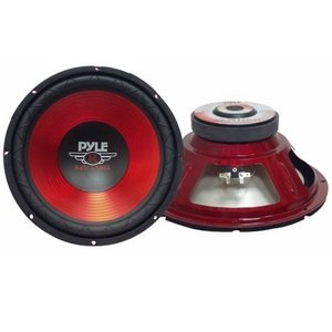 Pyle PLW10RD Woofer