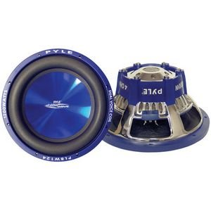 Pyle PLBW124 Blue Wave Series Subwoofer