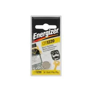Energizer ECR-1220BP Lithium Button Cell Battery