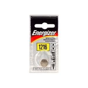 Energizer ECR-1216BP 25 mAh Coin Cell Battery