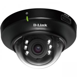 D-Link DCS-6004L 1 MP HD Mini Dome IP Camera