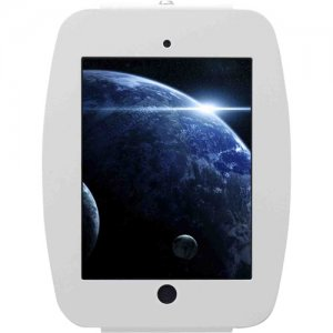 MacLocks 235SMENW Space Mini - iPad Mini Enclosure Wall Mount - White