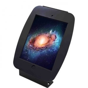 "MacLocks 101B235SMENB Introducing ""Space"" Mini - iPad Mini Enclosure Kiosk - Black"