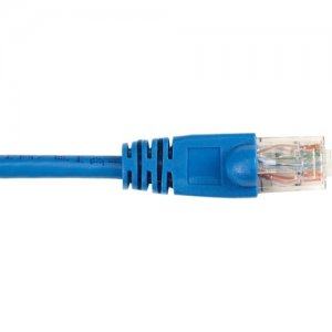 Black Box CAT5EPC-002-BL-10PAK CAT5e Value Line Patch Cable, Stranded, Blue, 2-ft. (0.6-m), 10-Pack