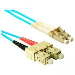 ENET SC2-10G-2M-ENC Fiber Optic Duplex Patch Network Cable