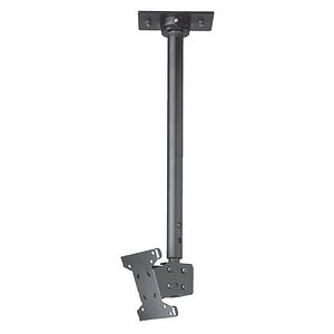 "Peerless LCC36 Flat Panel Ceiling Mount For 13""-29"" Flat Panel Displays Weighing Up to 40 lb"