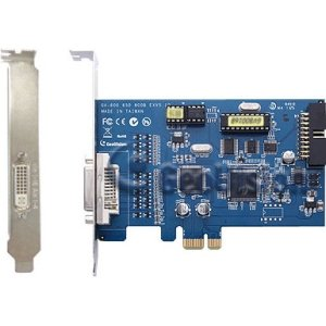 GeoVision GV 600-4 Video Capture Card GV-600