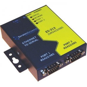 Brainboxes ES-313 Ethernet to Serial Device Server