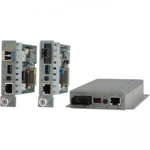 Omnitron Systems 8703-2-DW T1/E1 Managed Media Converter 8703-2-x