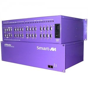 SmartAVI AV16X16S Video Switch