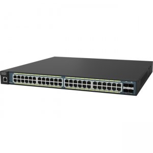 EnGenius EWS7952FP Neutron Series 48-Port Gigabit PoE+ Wireless Management Switch with 4 SFP Ports