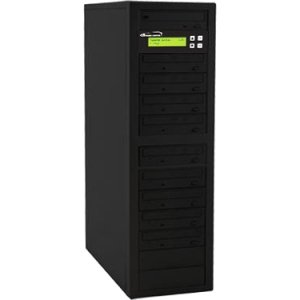 Vinpower Digital ECON-S9T-DVD-BK Econ 1:9 CD/DVD Duplicator