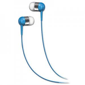 Maxell MAX190282 SEB In-Ear Buds, Blue