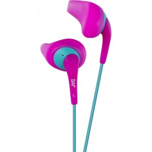 JVC HAEN10P Gumy Earphone HA-EN10