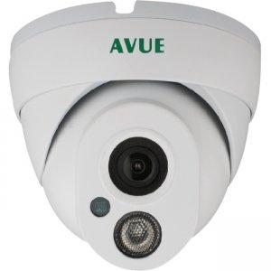 Avue AV665PIRW 1000 TVL Dome CCTV Camera 3.6mm Lens