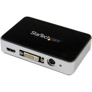 StarTech.com USB3HDCAP USB 3.0 HD Video Capture Device
