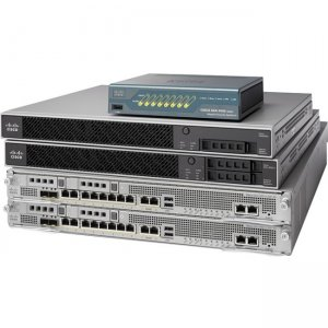 Cisco ASA5525-FPWR-K9 with FirePOWER Services, 8GE data, AC, 3DES/AES, SSD ASA 5525-X