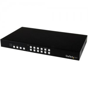 StarTech.com VS424HDPIP 4x4 HDMI Matrix Switch with Picture-and-Picture Multiviewer or Video Wall