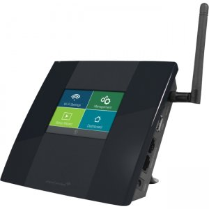 Amped Wireless TAP-EX HIGHPOWER Touch Screen Wi-Fi Range Extender