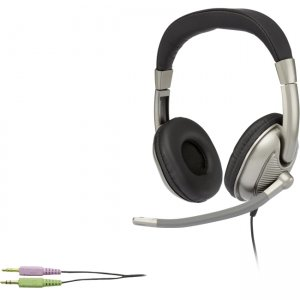 Cyber Acoustics AC-8001 Stereo Headset For K8 - 12