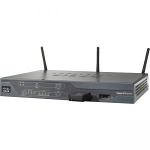 Cisco C888-K9 G.SHDSL (EFM/ATM) Router 888