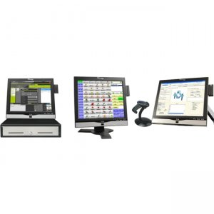 Cybernet IPOSG45-19 High Performance All in One POS System