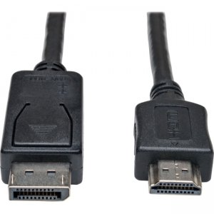 Tripp Lite P582-003 DisplayPort to HD Cable Adapter (M/M), 3-ft