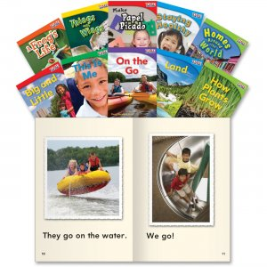 Shell 16095 TIME for Kids Nonfiction English Grade 1 Set 1 SHL16095