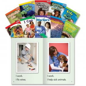 Shell 16097 TIME for Kids: Nonfiction English Grade 1 Set 2 SHL16097