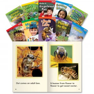 Shell 16099 TIME for Kids: Nonfiction English Grade 1 Set 3 SHL16099