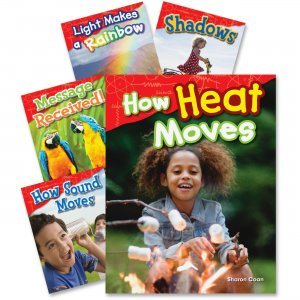 Shell 23019 1st Grade Physical Science Book Set SHL23019